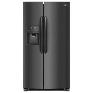 Frigidaire Gallery Side-by-Side Refrigerators 25.5 Cu. Ft. Side-by-Side Refrigerator
