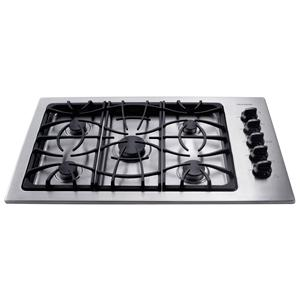 "Frigidaire Gas Cooktop 36"" Built-In Gas Cooktop"