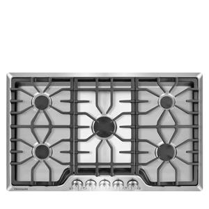 "Frigidaire Frigidaire Gallery Gas Cooktops Gallery 36"" Gas Cooktop"