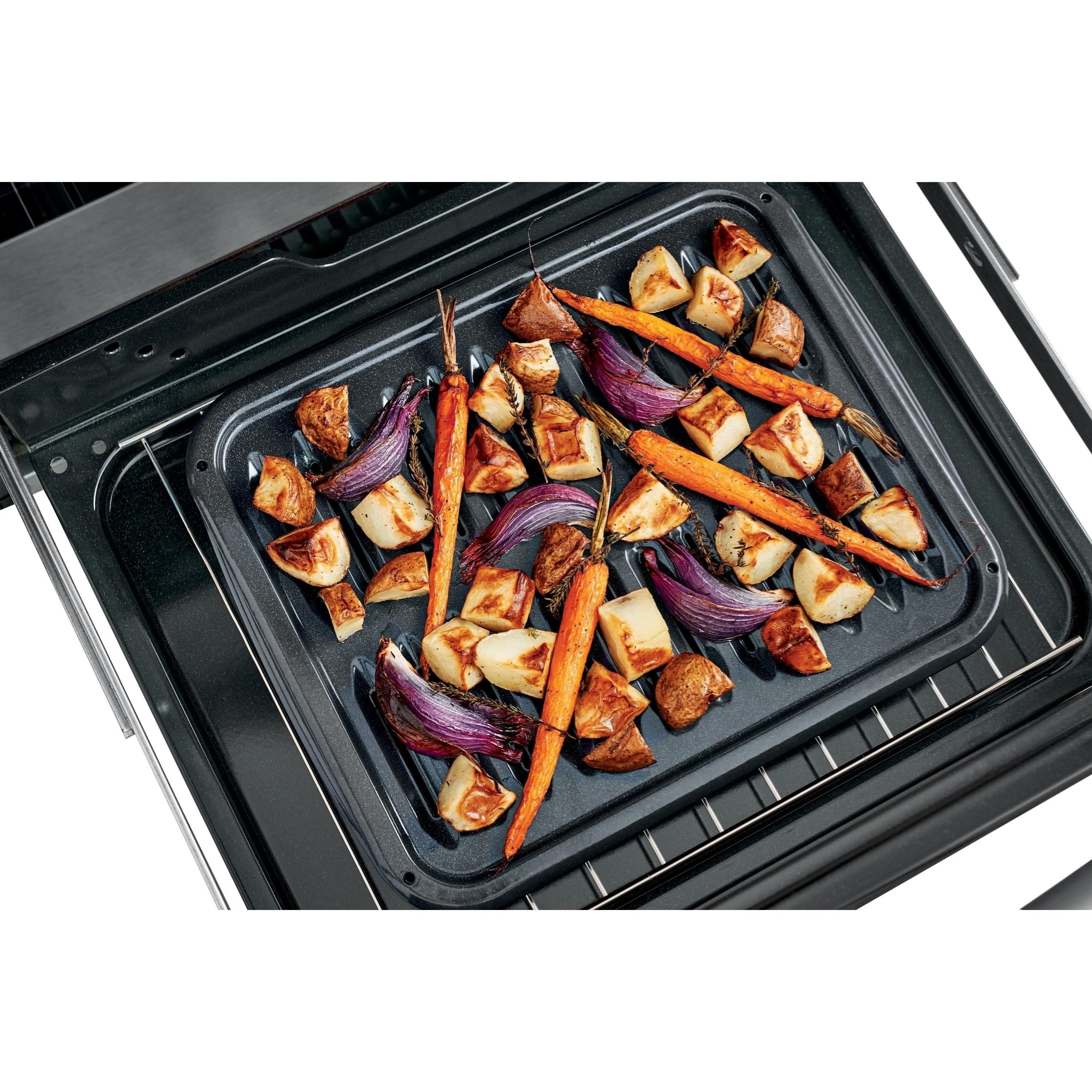 Frigidaire Ffgf3016ts30 Quot Gas Range With Low Simmer Burner