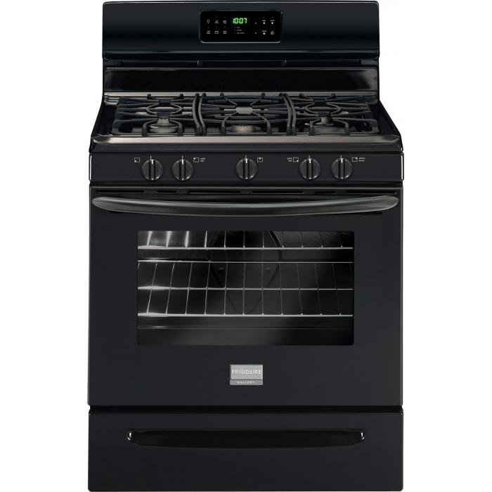 Frigidaire Frigidaire Gallery Gas Ranges Gallery 30'' Freestanding Gas Range - Item Number: FGGF3030PB