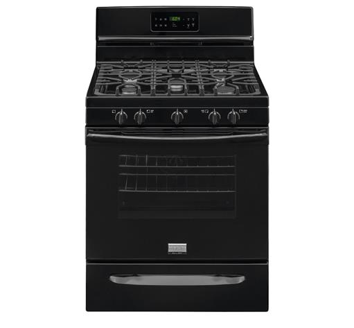 "Frigidaire Frigidaire Gallery Gas Ranges 30"" Freestanding Gas Range - Item Number: FGGF3035RB"