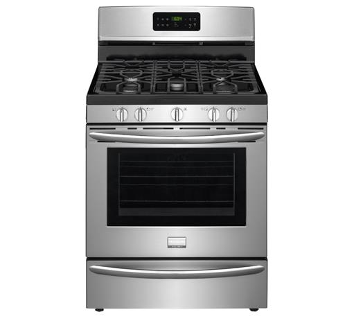 "Frigidaire Frigidaire Gallery Gas Ranges 30"" Freestanding Gas Range - Item Number: FGGF3035RF"