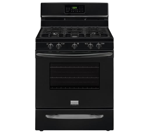 "Frigidaire Frigidaire Gallery Gas Ranges Gallery 30"" Freestanding Gas Range - Item Number: FGGF3058RB"