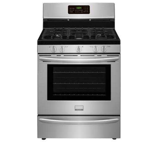 "Frigidaire Frigidaire Gallery Gas Ranges Gallery 30"" Freestanding Gas Range - Item Number: FGGF3058RF"