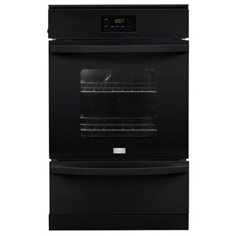 "Frigidaire Gas Wall Ovens 24"" Single Gas Wall Oven - Item Number: FFGW2415QB"