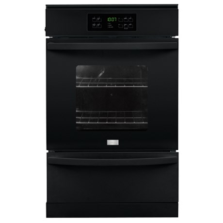 """Frigidaire Gas Wall Ovens 24"""" Single Gas Wall Oven - Item Number: FFGW2425QB"""