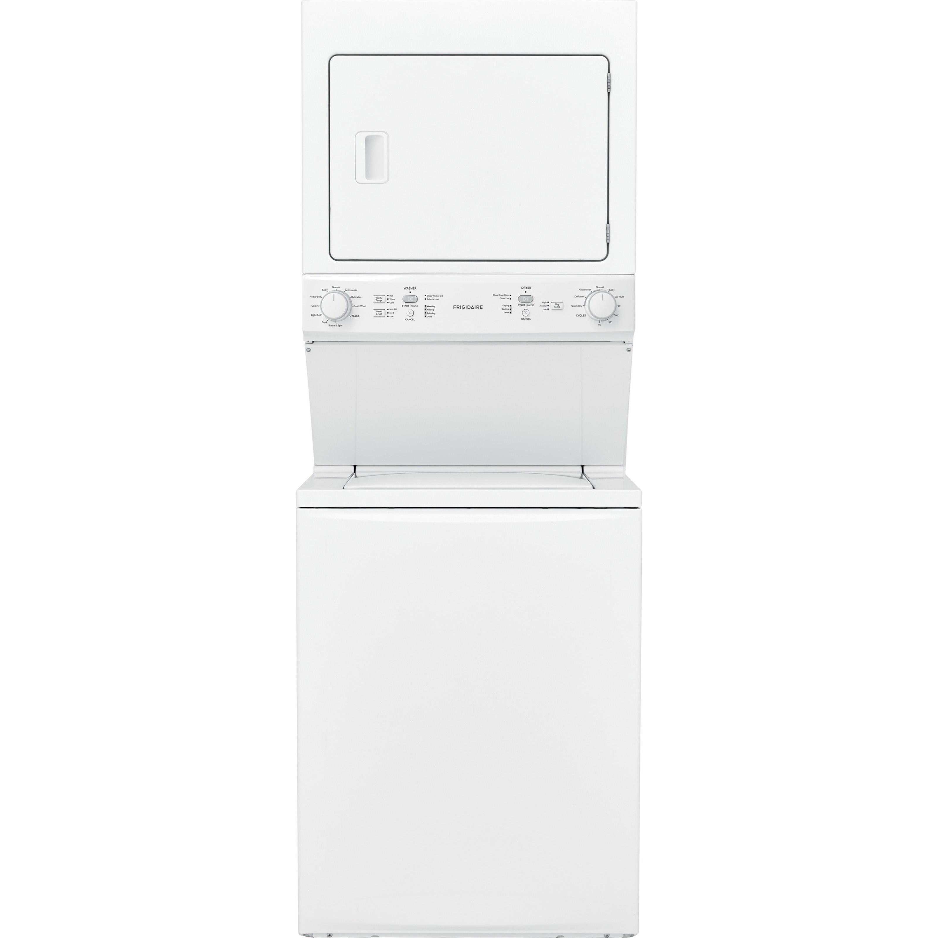 Gas Washer/Dryer Laundry Center