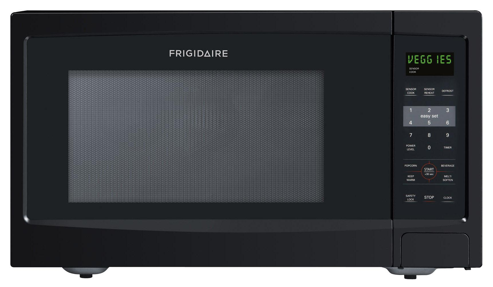 Frigidaire Microwaves 1.6 Cu. Ft. Countertop Microwave - Item Number: FFCE1638LB
