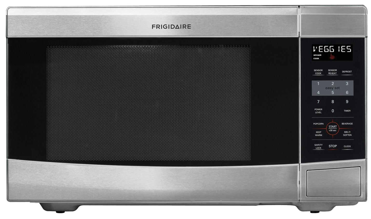Frigidaire Microwaves 1.6 Cu. Ft. Countertop Microwave - Item Number: FFCE1638LS