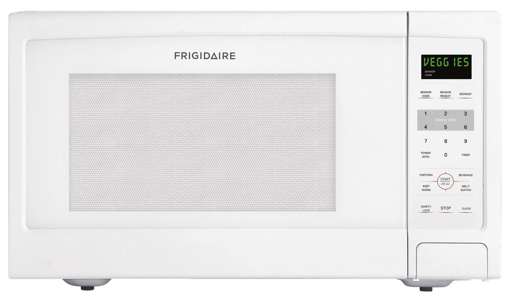 Frigidaire Microwaves 1.6 Cu. Ft. Countertop Microwave - Item Number: FFCE1638LW