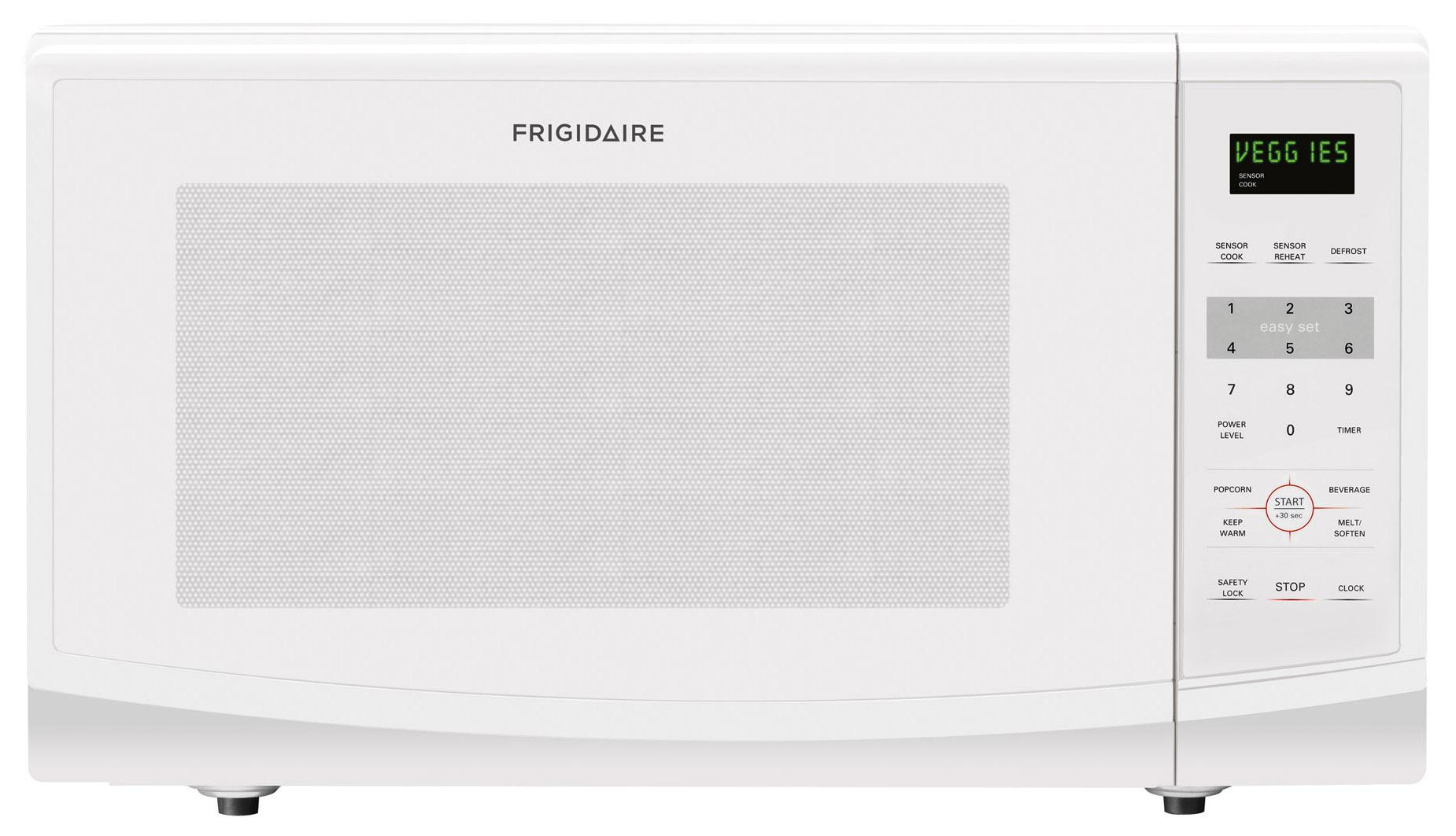 Frigidaire Microwaves 2.2 Cu. Ft. Countertop Microwave - Item Number: FFCE2238LW
