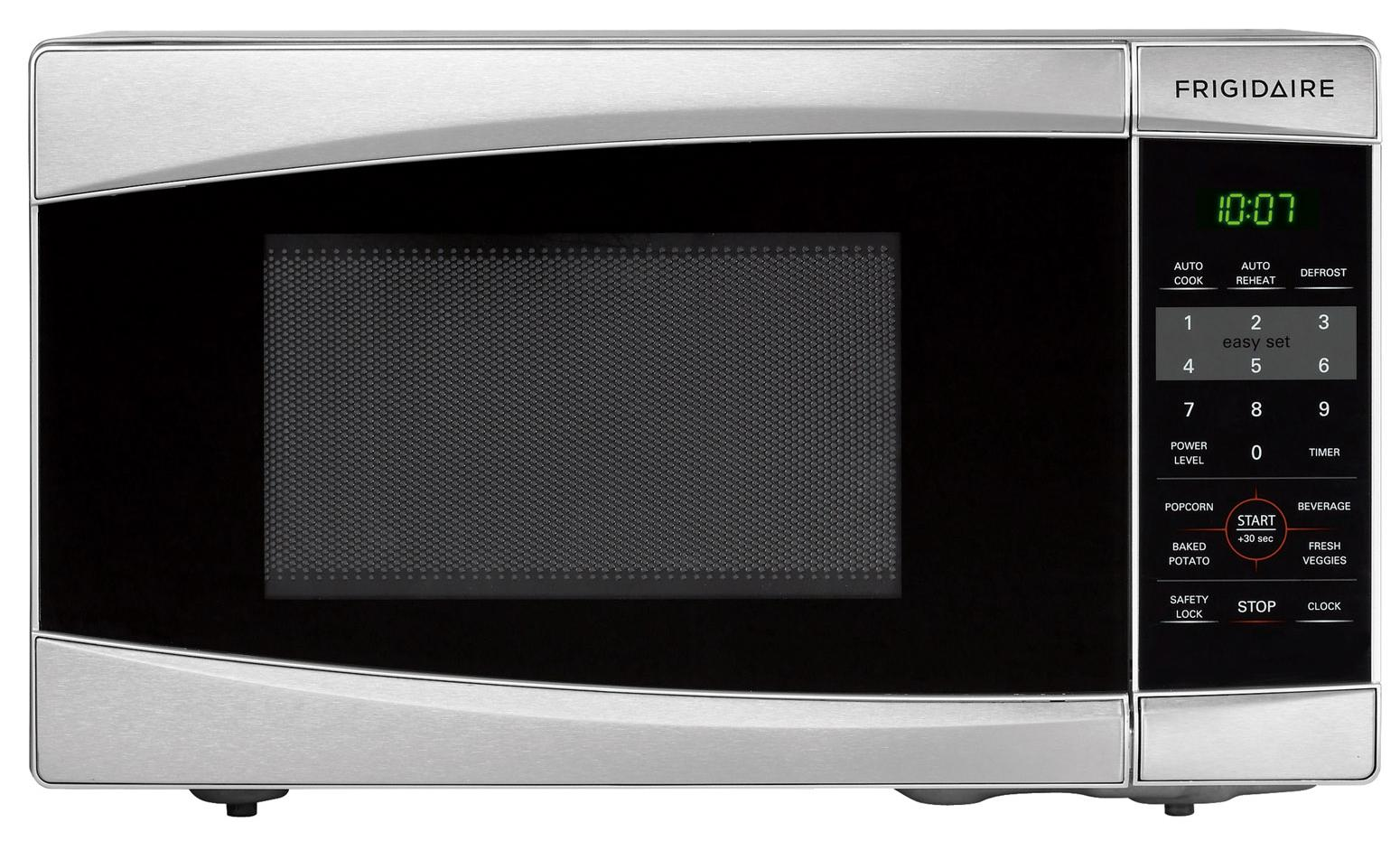 Frigidaire Microwaves 0.7 Cu. Ft. Countertop Microwave - Item Number: FFCM0734LS