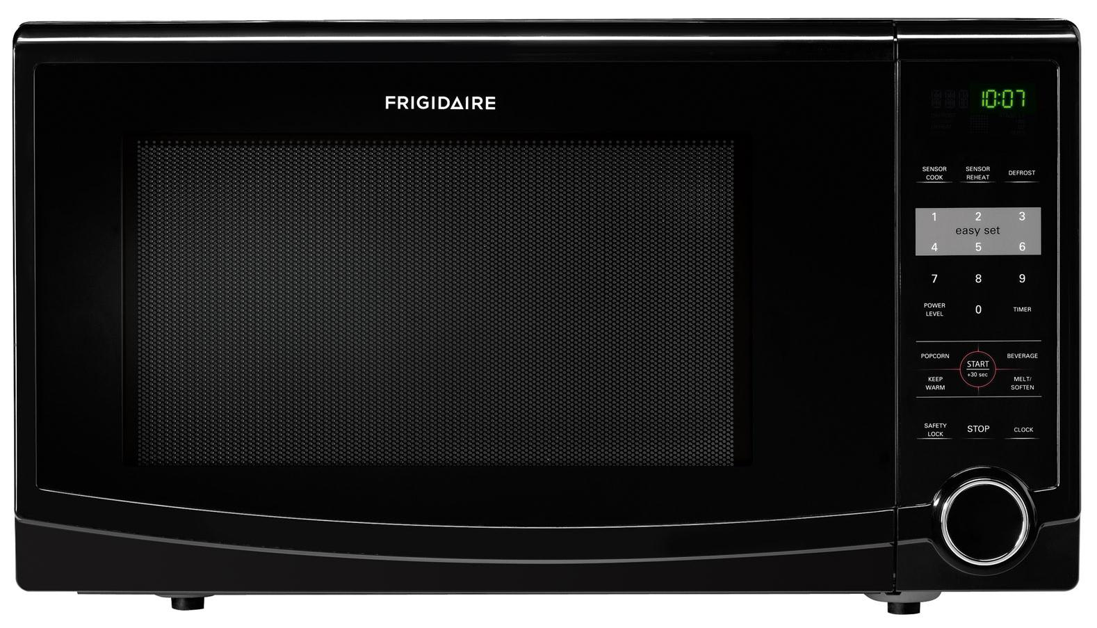 Frigidaire Microwaves 1.1 Cu. Ft. Countertop Microwave - Item Number: FFCM1134LB