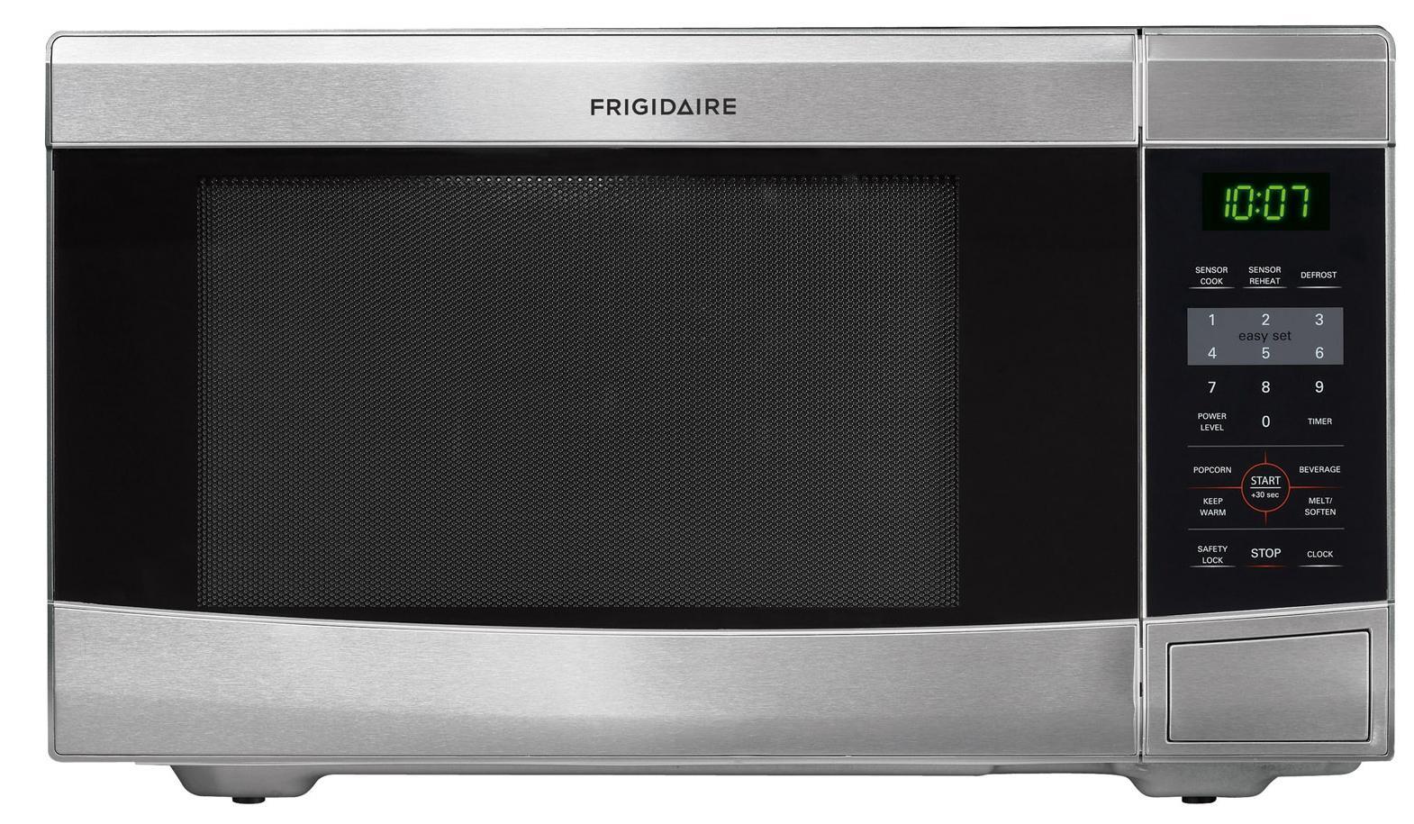 Frigidaire Microwaves 1.1 Cu. Ft. Countertop Microwave - Item Number: FFCM1134LS