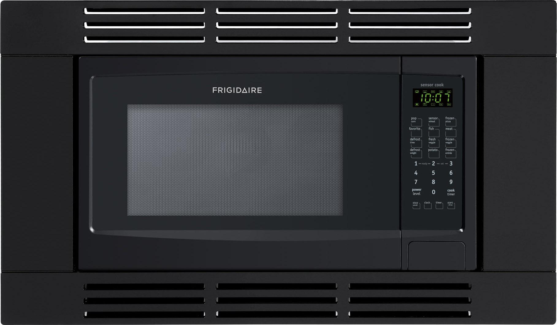 Frigidaire Microwaves 1.6 Cu. Ft. Built-In Microwave - Item Number: FFMO1611LB