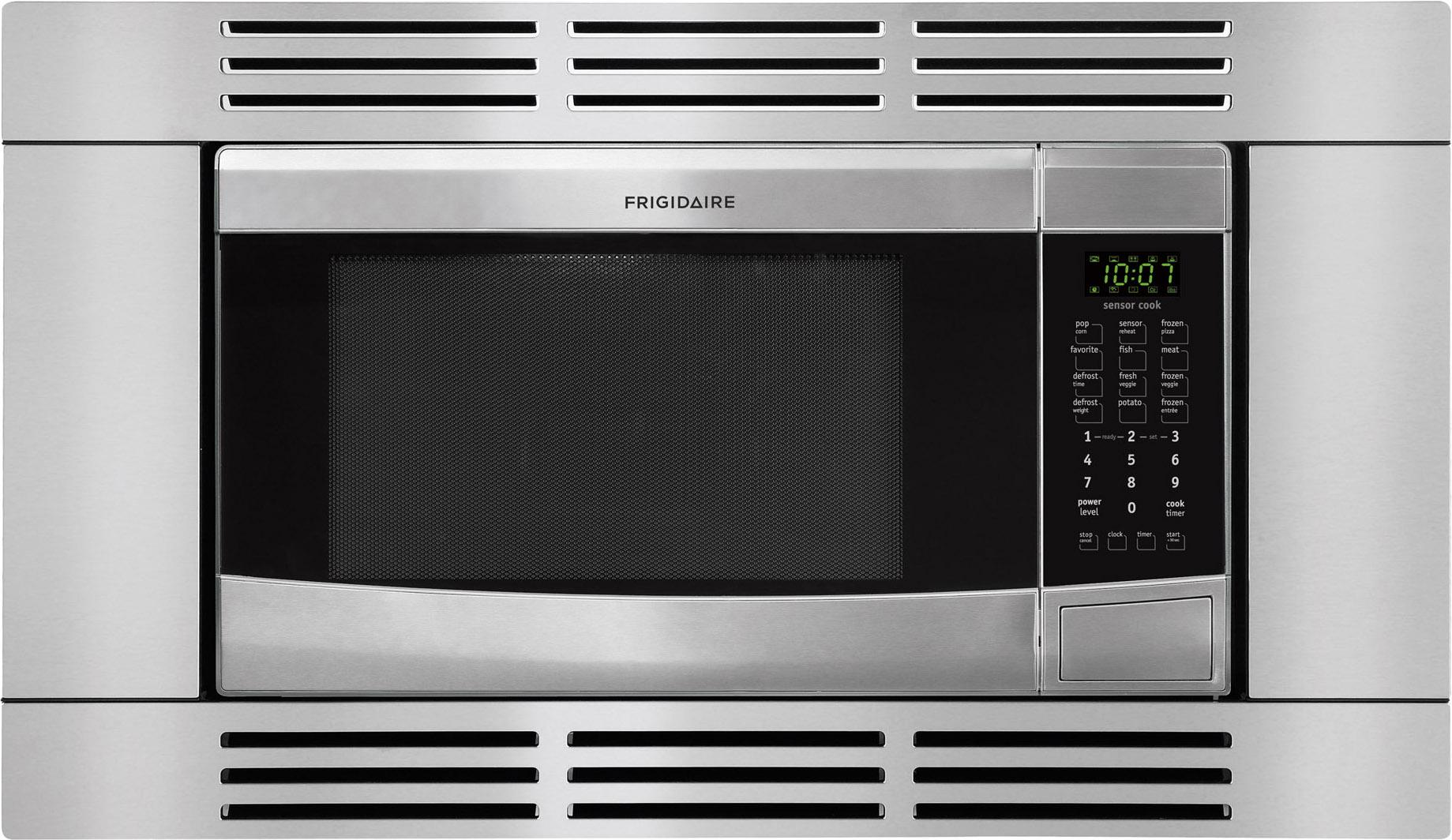 Frigidaire Microwaves 1.6 Cu. Ft. Built-In Microwave - Item Number: FFMO1611LS