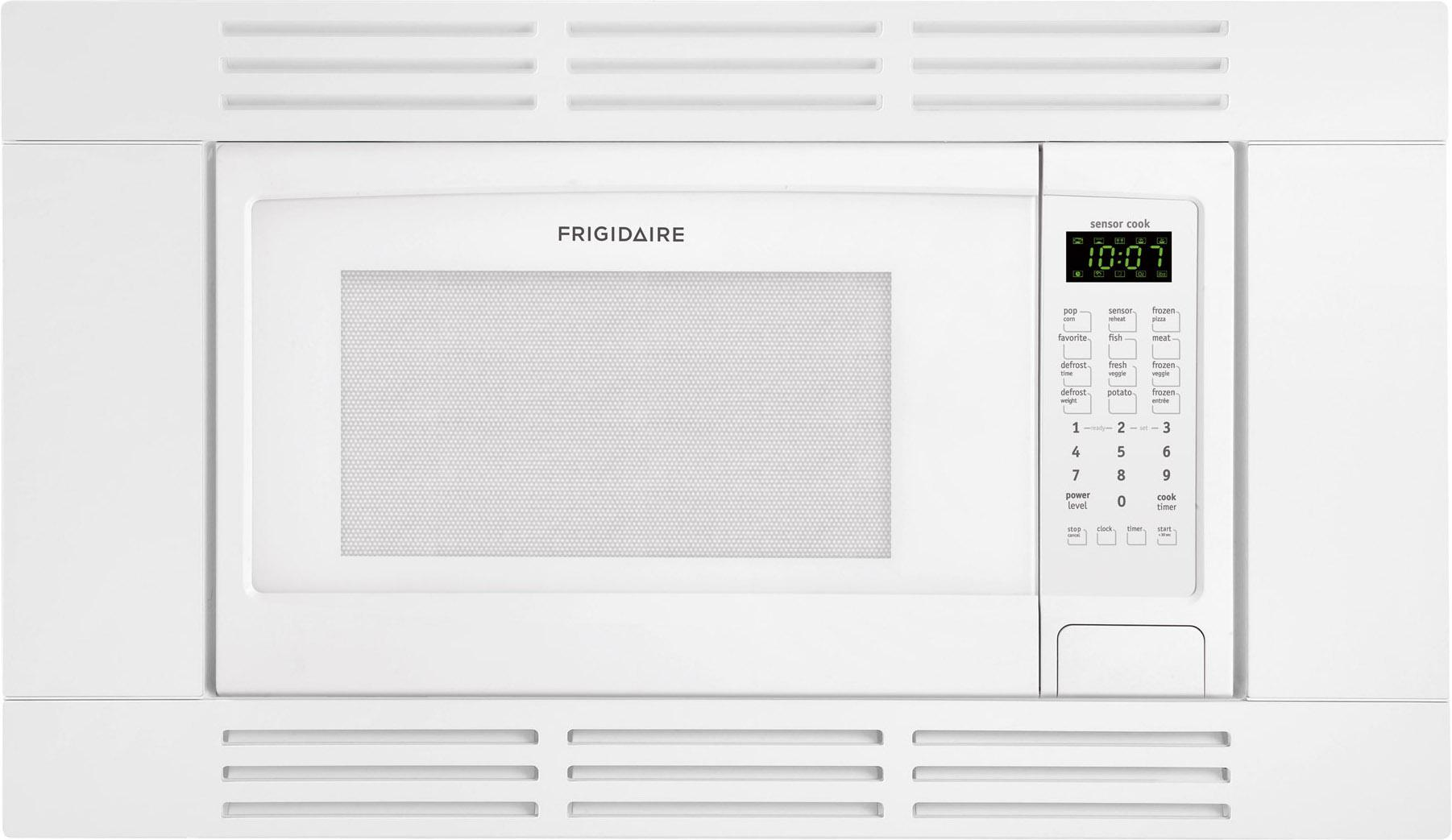 Frigidaire Microwaves 1.6 Cu. Ft. Built-In Microwave - Item Number: FFMO1611LW