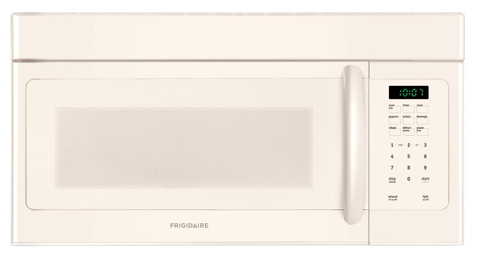 Frigidaire Microwaves 1.6 Cu. Ft. Over-The-Range Microwave - Item Number: FFMV162LQ