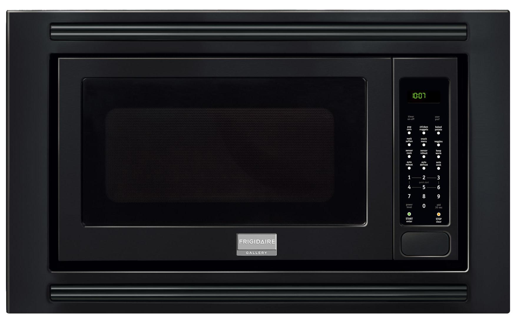 Frigidaire Microwaves 2.0 Cu. Ft. Built-In Microwave - Item Number: FGMO205KB