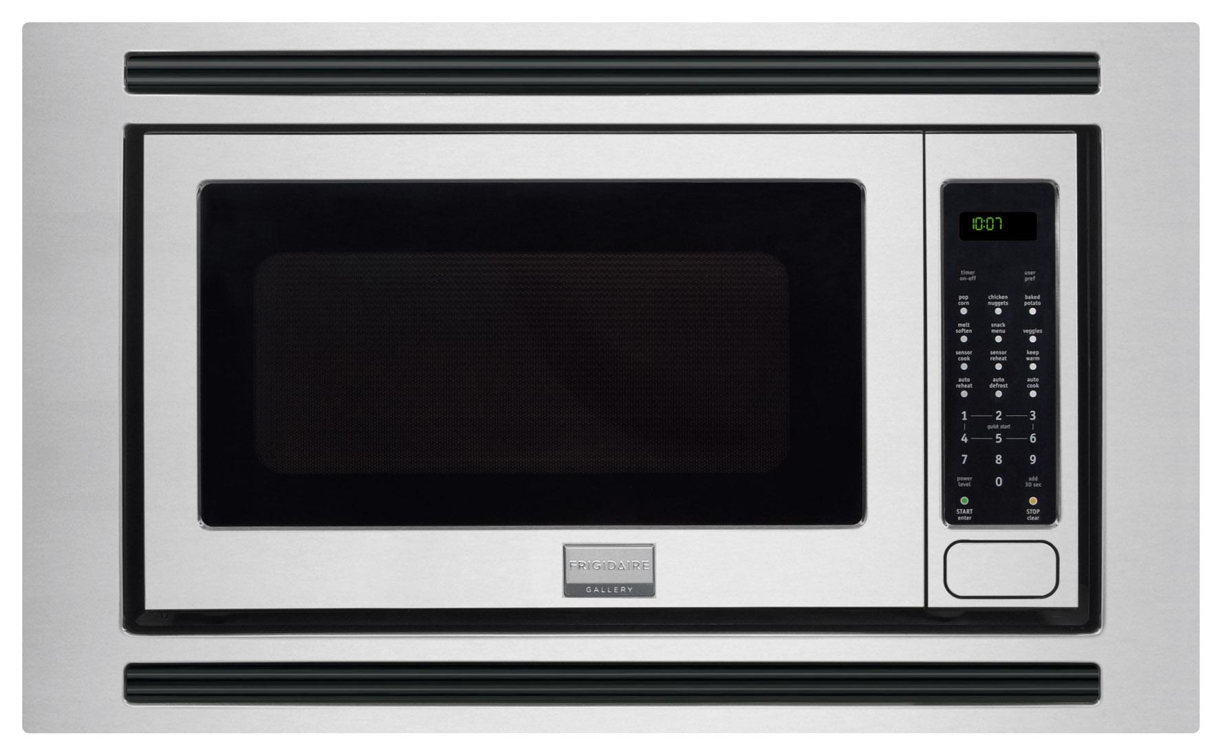 Frigidaire Microwaves 2.0 Cu. Ft. Built-In Microwave - Item Number: FGMO205KF
