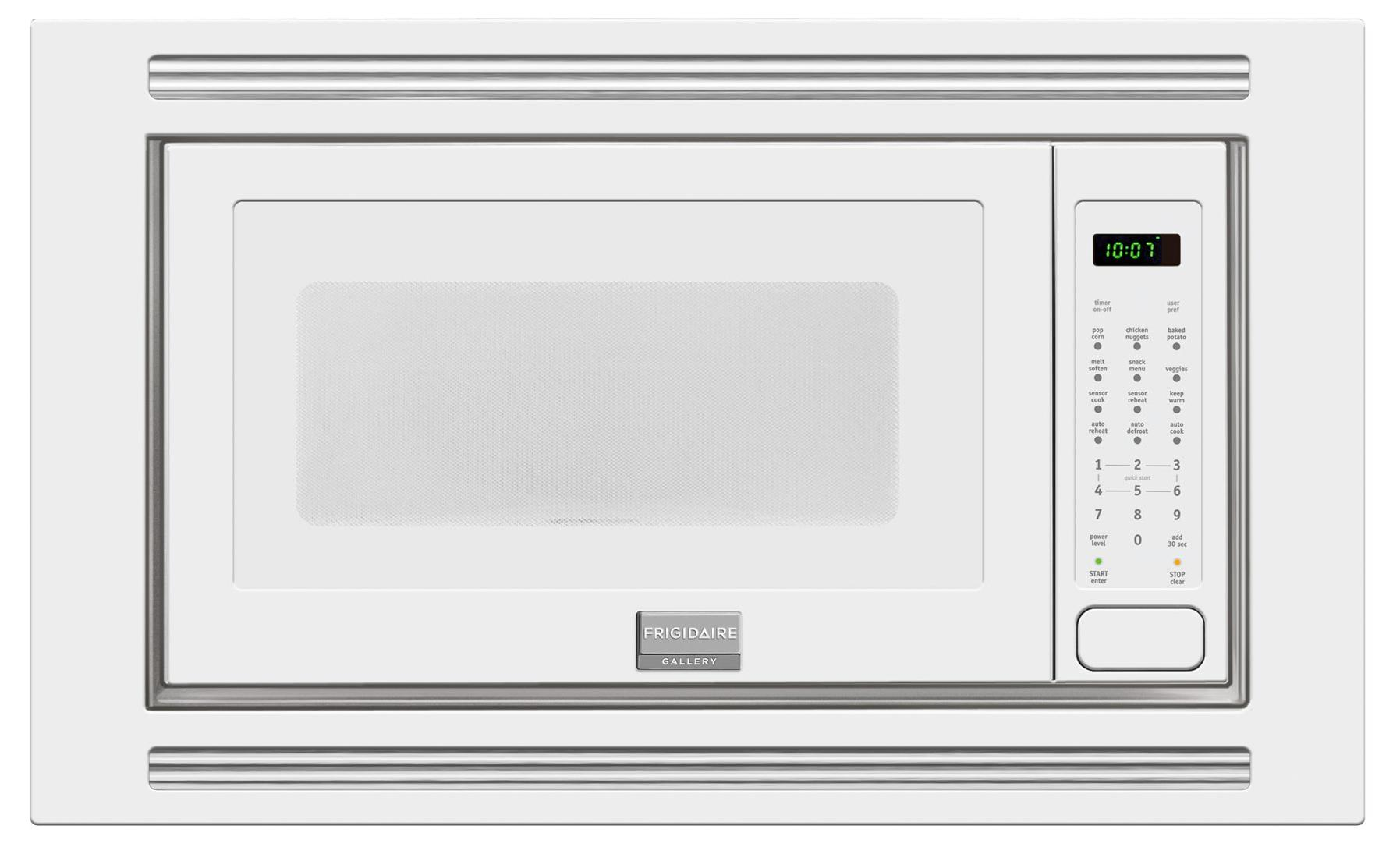 Frigidaire Microwaves 2.0 Cu. Ft. Built-In Microwave - Item Number: FGMO205KW