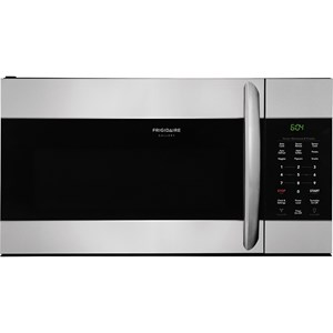Frigidaire Microwaves- Frigidaire Gallery 1.7 Cu. Ft. Over-The-Range Microwave