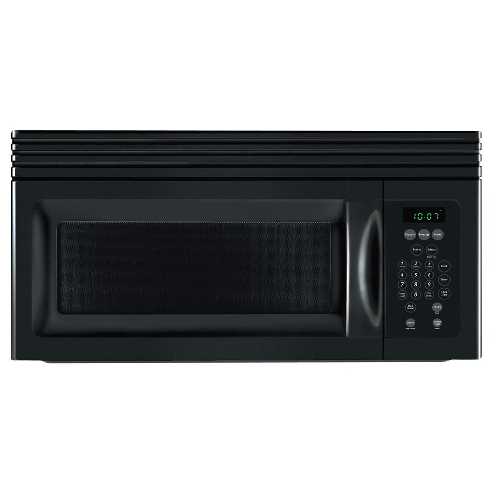 Frigidaire Microwaves 1.5 cu. ft. Over the Range Microwave - Item Number: MWV150KB