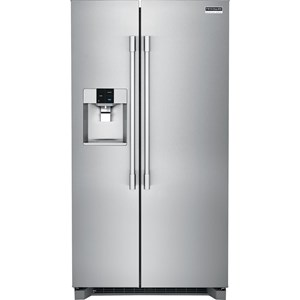 22.0 Cu. Ft. Side-by-Side Refrigerator