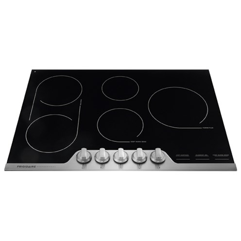 "Frigidaire Professional Collection - Cooktops 30"" Electric Cooktop - Item Number: FPEC3077RF"
