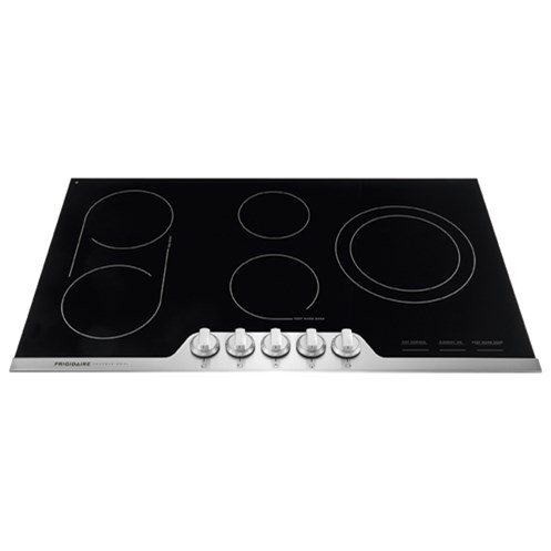 "Frigidaire Professional Collection - Cooktops 36"" Electric Cooktop - Item Number: FPEC3677RF"