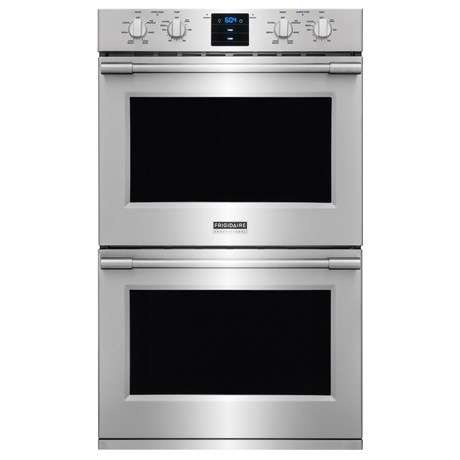 "Frigidaire Professional Collection - Ovens 30"" Double Electric Wall Oven - Item Number: FPET3077RF"