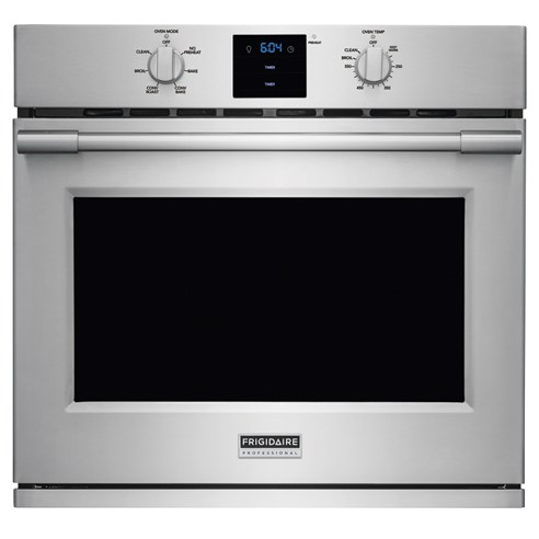"Frigidaire Professional Collection - Ovens 30"" Single Electric Wall Oven - Item Number: FPEW3077RF"