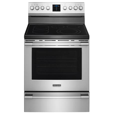 "Frigidaire Professional Collection - Ranges Professional 30"" Freestanding Electric Range - Item Number: FPEF3077QF"