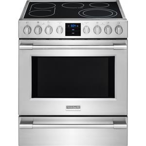 Professional 30'' Electric Range