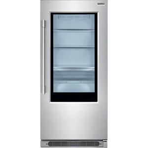 Frigidaire 19 Cu Ft Glass Door All Refrigerator