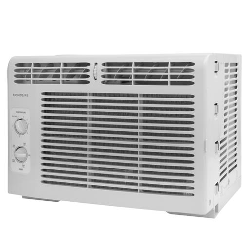 Frigidaire Room Air Conditioners 5,000 BTU Window-Mounted Room Air Conditione - Item Number: FFRA0511Q1
