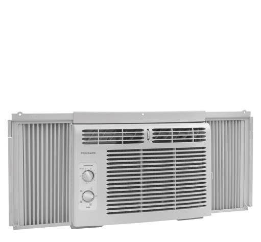 Frigidaire Room Air Conditioners 5,000 BTU Window-Mounted Room Air Conditione - Item Number: FFRA0511R1