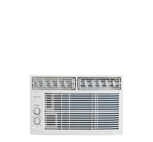 Frigidaire Room Air Conditioners 8,000 BTU Window-Mounted Room Air Conditione - Item Number: FFRA0811Q1