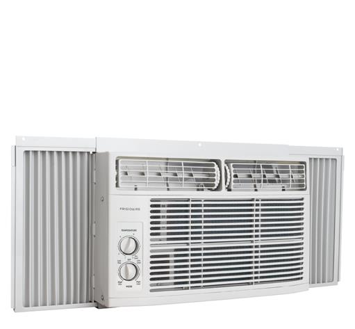 Frigidaire Room Air Conditioners 8,000 BTU Window-Mounted Room Air Conditione - Item Number: FFRA0811R1