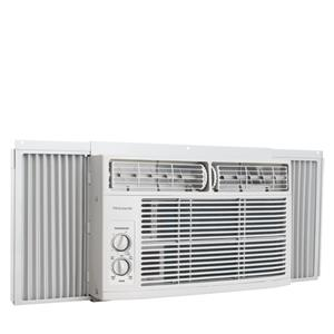 8,000 BTU Window-Mounted Room Air Conditione