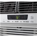 Frigidaire Room Air Conditioners 8,000 BTU Window-Mounted Room Air Conditione - Item Number: FFRA0822R1