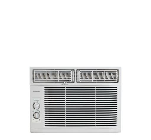 Frigidaire Room Air Conditioners 10,000 BTU Window-Mounted Room Air Condition - Item Number: FFRA1011Q1