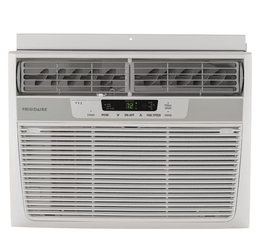 Frigidaire Room Air Conditioners 10,000 BTU Window-Mounted Room Air Condition - Item Number: FFRA1022R1