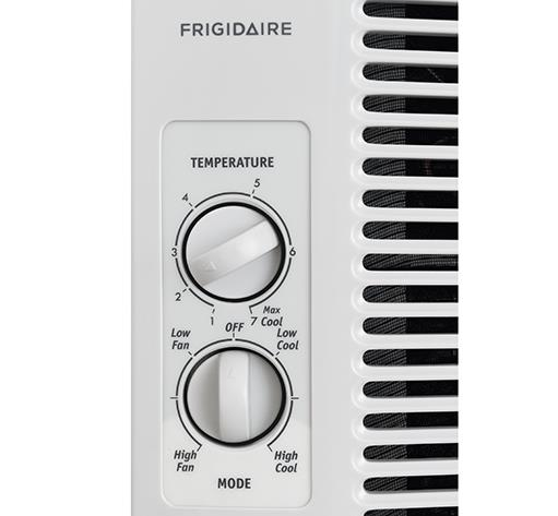 Frigidaire Room Air Conditioners 12,000 BTU Window-Mounted Room Air Condition - Item Number: FFRA1211R1