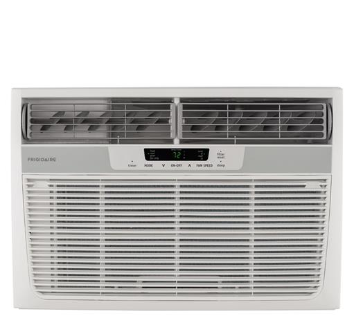 Frigidaire Room Air Conditioners 8,000 BTU Window-Mounted Room Air Conditione - Item Number: FFRH0822R1