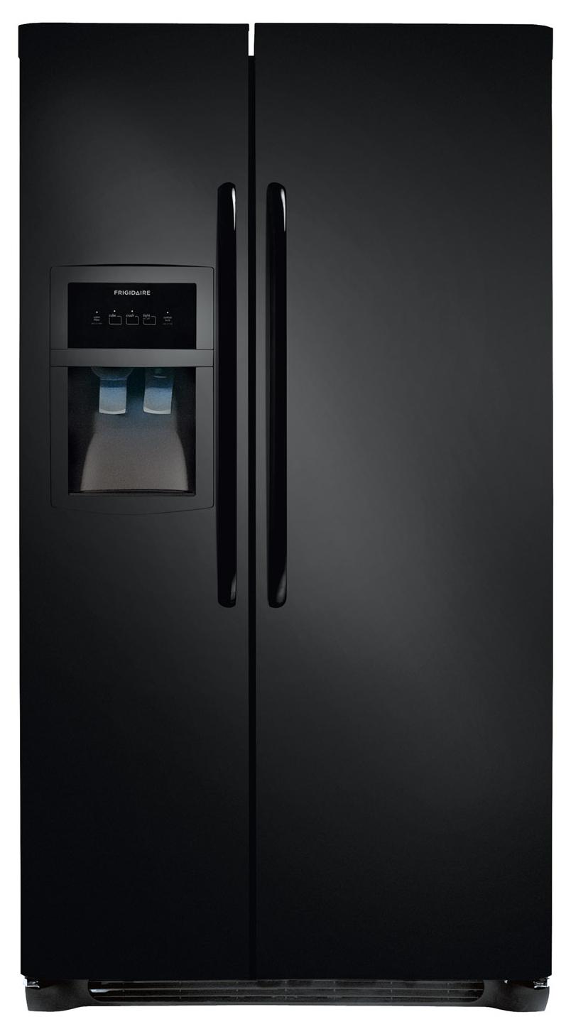 Frigidaire Side-By-Side Refrigerators 22.6 Cu. Ft. Side-by-Side Refrigerator - Item Number: FFHS2313LE