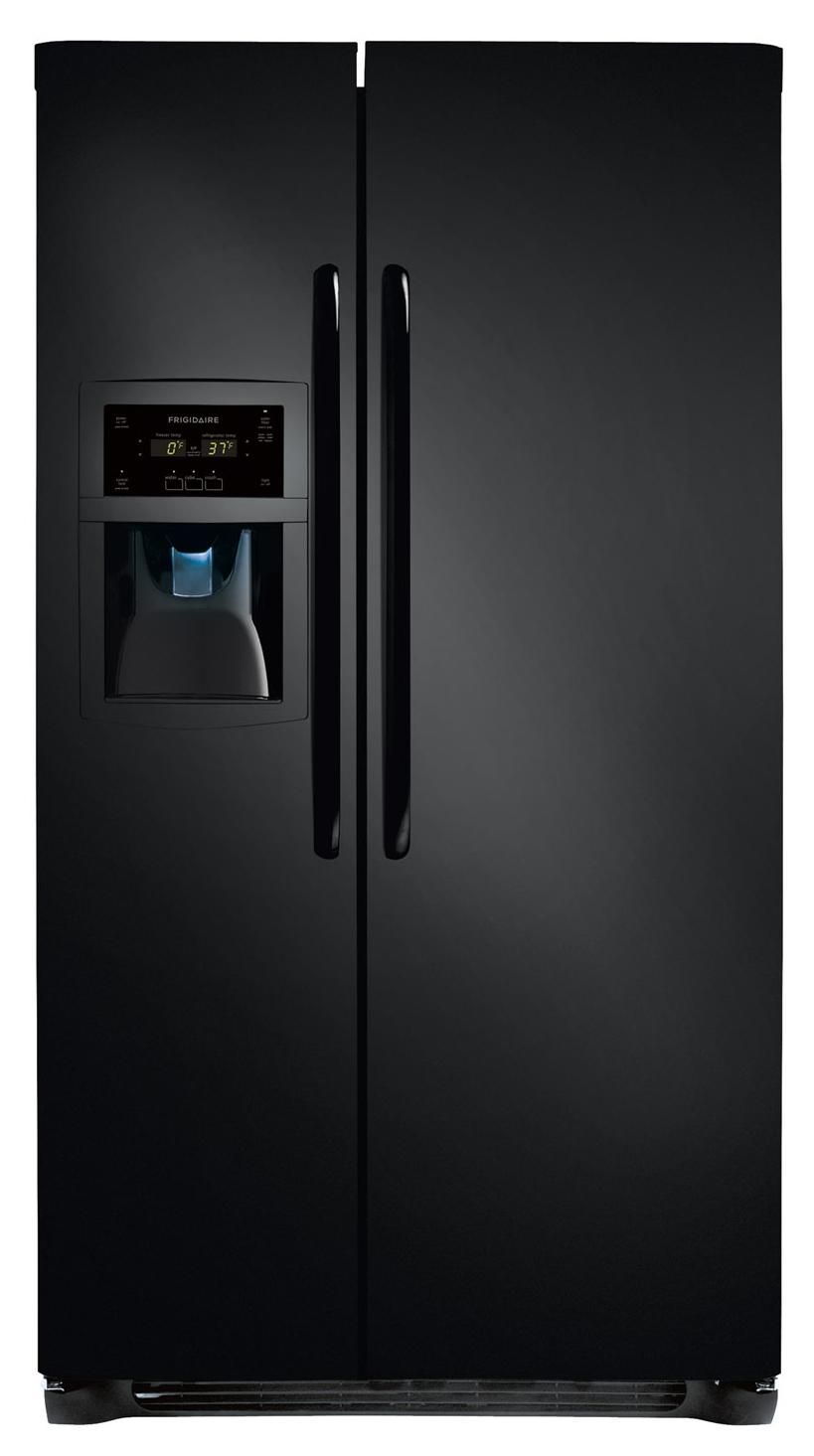 Frigidaire Side-By-Side Refrigerators 23 Cu. Ft. Side-by-Side Refrigerator - Item Number: FFSC2323LE