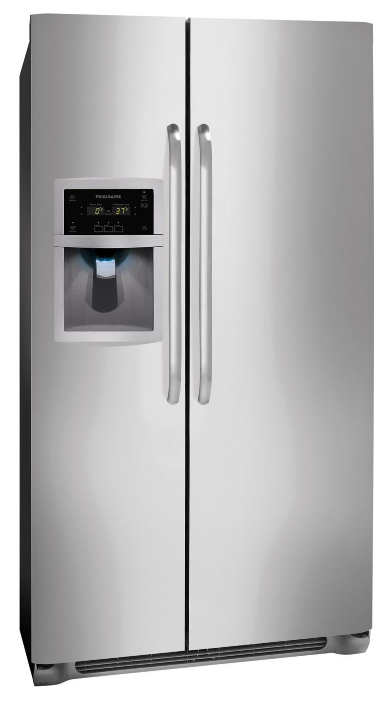 Frigidaire Energy Star 23 Cu Ft Side By Side Counter