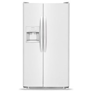 Frigidaire Side-By-Side Refrigerators 22.1 Cu. Ft. Side-by-Side Refrigerator